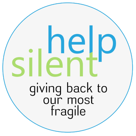 Help Silent Covid19 Logo